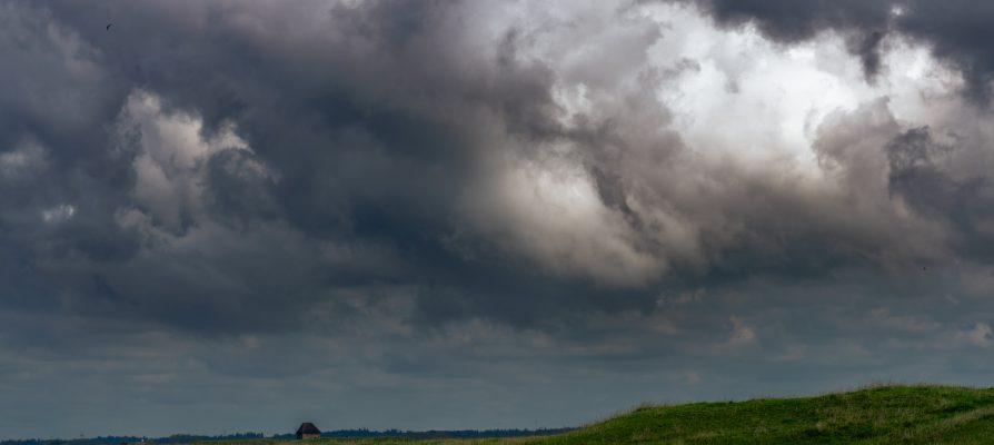 Wolkenwetter