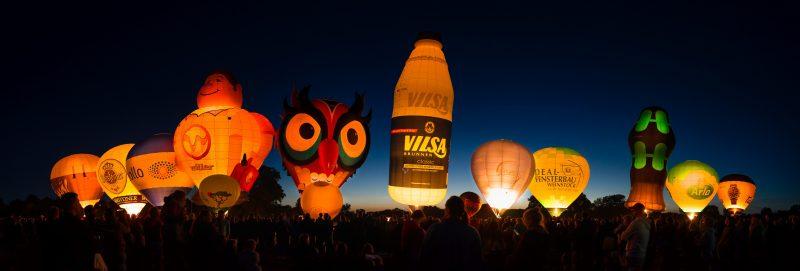 Jahresrückblick 2019, Balloon Sail