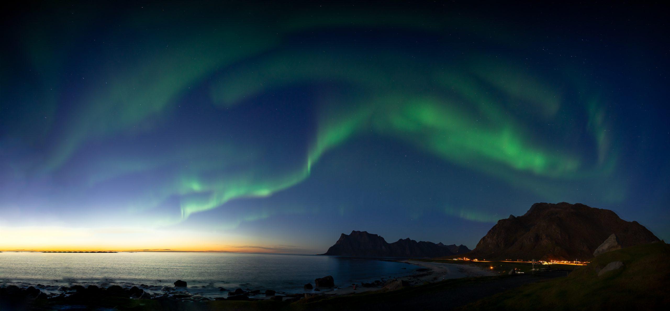 Wie kannst du die fantastischen Polarlichter fotografieren?