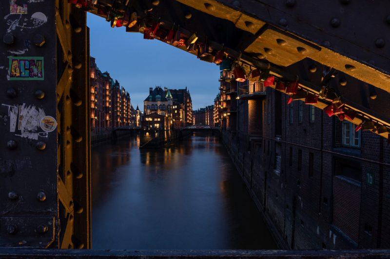 Hamburg, Wasserschloss