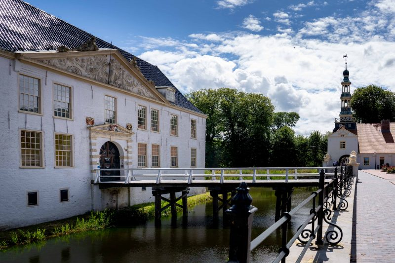 Dornum, Wasserschloss Norderburg