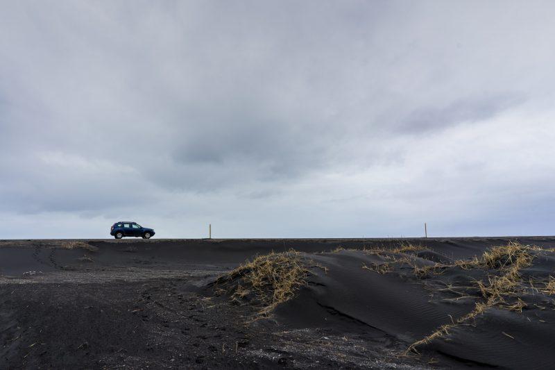 Leihwagen in Island
