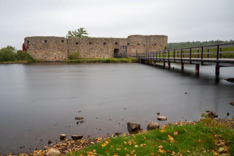 Schlossruine Kronoberg
