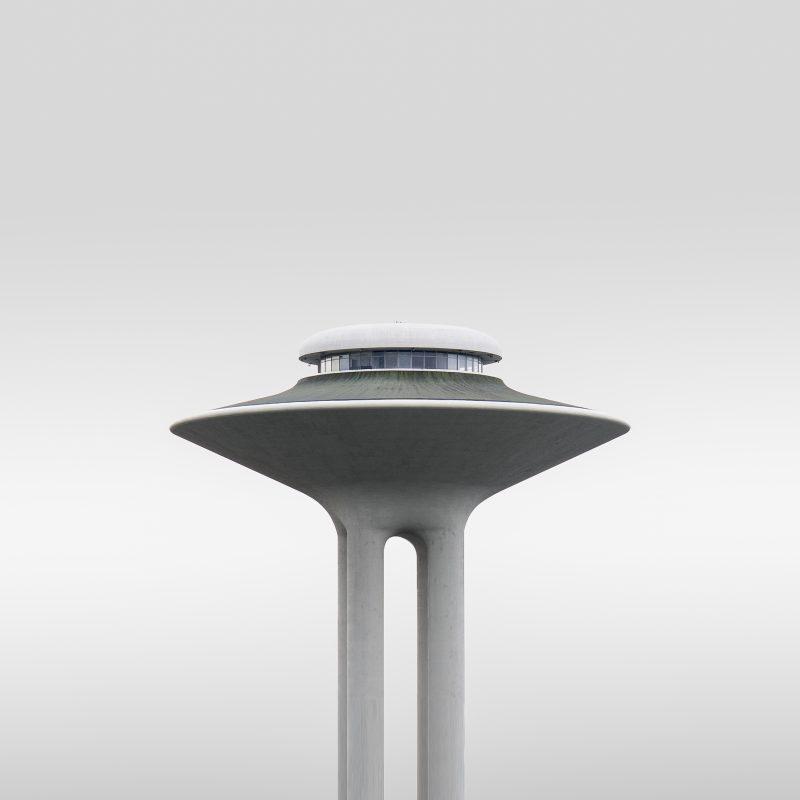 Hyllie, Wasserturm Malmö