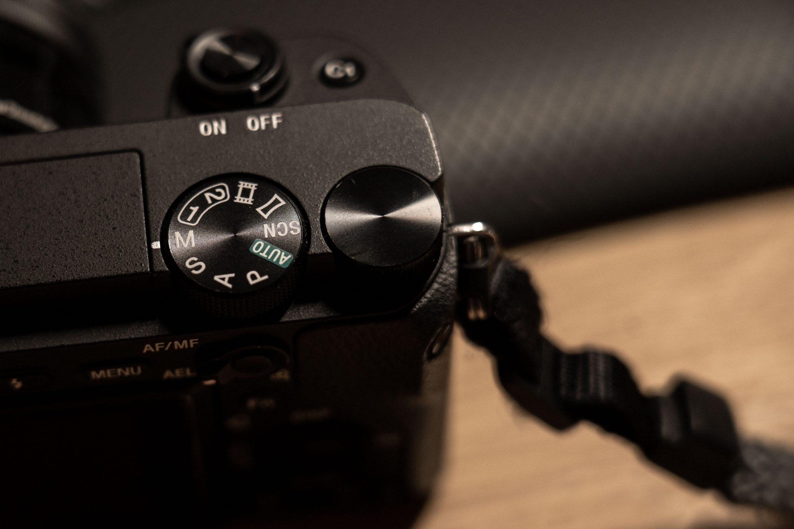P A S M und Auto – 5 Arten zu fotografieren
